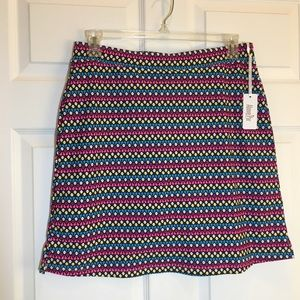 Above Par Skirt with Shorties Size XL